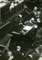 Paris Sénat Politicien Abel Gardey Rapporteur Du Budget Ancienne Photo Meurisse 1930