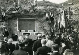 France Fort De Douaumont President Albert Lebrun Ancienne Photo Meurisse 1932
