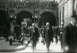 France Verdun Le Président Albert Lebrun Et Le Maire Ancienne Photo Meurisse 1932