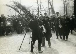 France Lyon President Lebrun Parc De La Tete D'Or Ancienne Photo Meurisse 1932