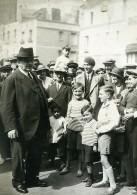 France Le Havre Depart De Edouard Herriot Pour Jersey Ancienne Photo Meurisse 1930