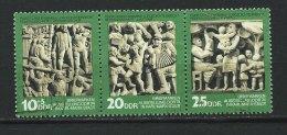 """DDR-RDA - N° 1675A -  Exposition Philatélique """"DDR 74"""" - O - [6] République Démocratique"""