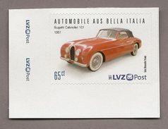 Privatpost - LVZ - Autos Cars Aus Italien: Bugatti Cabriolet 101