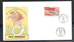 FDC 1970  UPU