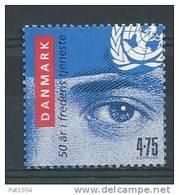 Danemark 2007 N° 1462  Neuf ** Soldat Danois De L´ONU