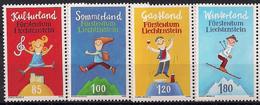 2006 Lichtenstein Mi 1412-15 **MNH Tourismus - Liechtenstein