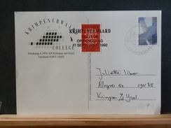 66/742  BRIEFKAART  MET VIGNET  1992 - 1980-... (Beatrix)