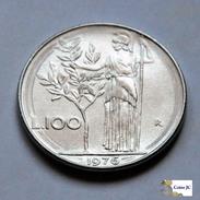 Italia - 100 Lire - 1976 - 1946-… : República
