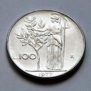 Italia - 100 Lire - 1977 - 100 Liras