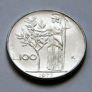 Italia - 100 Lire - 1977 - 1946-… : República