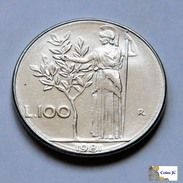 Italia - 100 Lire - 1981 - 1946-… : República