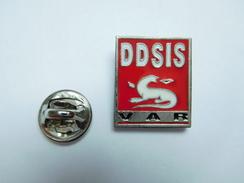 Pompiers SP , Direction Départementale Des Services Incendie Et Secours D.D.S.I.S , VAR , Draguignan , Dragon - Brandweerman