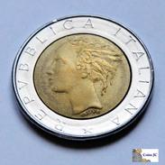 Italia - 500 Lire - 1983 - 500 Liras