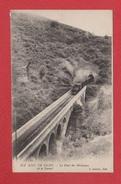 Vichy  --  Le Pont Des Malavaux Et Le Tunnel --  Abimée Au Dos - Vichy