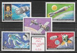 Espace Apollo Soyouz - Manama N°25 à 25C 1969 *
