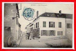 78 - EPONE --  Rue Principale - Epone