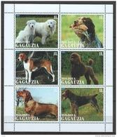 Moldova Gaugazia - MNH Sheet DOGS