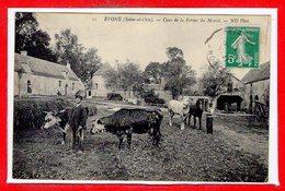 78 - EPONE -- Cour De La Ferme Du Mesnil - Epone
