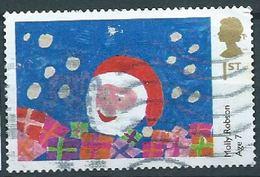 GROSBRITANNIEN GRANDE BRETAGNE GB 2013 Children's Christmas-Molly Robson 1St SG 3551 SC 3247 MI 3551 YV 3939 - Used Stamps
