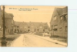 VERVIERS : Nouveau Quartier Des Hougnes, Place Léopold Mallar. TBE. 2 Scans. Edition Hayet Faymonville - Verviers