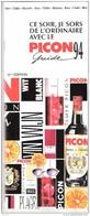 Publicité Amer Picon-carnet De 60p-8e édit.-1994-Bars-Clubs-Bistrots De Belgique-Grandes Villes- (voir Scan)-21,2x8,6 Cm - Autres Collections