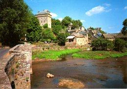 FRANCE. Carte Postale Neuve. Montrozier. - Other Municipalities