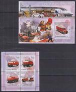KK32 Guinea-Bissau - MNH - Transport - Cars - 2006
