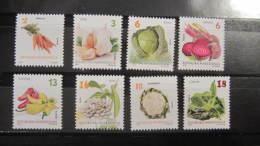 Macedonia Mazedonien 2014 2015 2016  MNH ** Ma Vegetable Lot