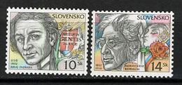 2002 - SLOVACCHIA -  Catg..Mi.414/415 - NH - (I-SRA3207.48) - Slovacchia