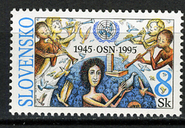 1995 - SLOVACCHIA -  Catg..Mi. 241 - NH - (I-SRA3207.48) - Slovacchia