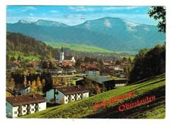 14810    CPM    Schrothkurort OBERSTAUFFEN  Allgaü Mit Rindalphorn  ACHAT DIRECT !! - Oberstaufen