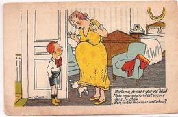 SPAHN - Madame Je Viens Voir Vot'bébé - Illustrators & Photographers