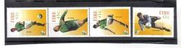 ECK478  IRLAND  2002  Michl  1436/39  ** Postfrisch Siehe ABBILDUNG - 1949-... République D'Irlande