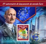 Guinea Bissau 2016, 15th Euro, BF