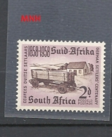 SUDAFRICA   1958 The 100th Anniversary Of The Arrival Of German Settlers In South Africa  MNH - Sud Africa (...-1961)