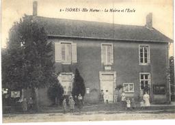 Carte Postale Ancienne De ISOMES - Autres Communes