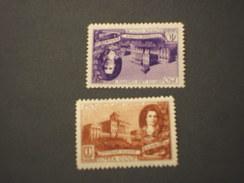 RUSSIA - 1949 ARCHITETTO 2 VALORI - NUOVI(++)