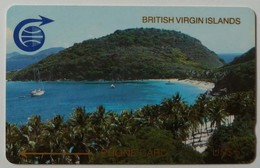 BRITISH VIRGIN ISLANDS - GPT - BVI-2B - $5 - Peter Island - 1990 - 4000ex - Used