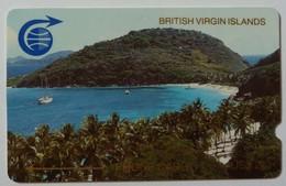 BRITISH VIRGIN ISLANDS - GPT - BVI-1D - $20 - 1989 - 1CBVD - Peter Island - 10000ex - Used