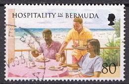Bermuda Used Stamp