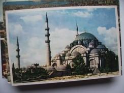 Turkije Turkey Istanbul Süleymaniye Camii - Turkije