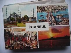 Turkije Turkey Istanbul Several Nice Views - Turkije