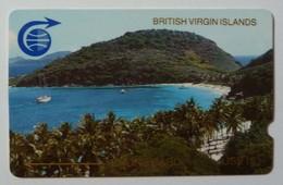 BRITISH VIRGIN ISLANDS - GPT - BVI-1C - $10 - 1989 - 1CBVC - Peter Island - 10000ex - Used