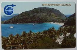 BRITISH VIRGIN ISLANDS - GPT - BVI-1D - $20 - 1989 - 1CBVD - Peter Island - 10000ex - Mint - Virgin Islands