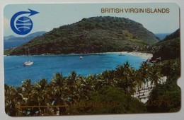 BRITISH VIRGIN ISLANDS - GPT - BVI-1C - $10 - 1989 - 1CBVC - Peter Island - 10000ex - Mint