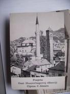 Sarajevo Gazi Husrevbegova Dzamija Cijena - Bosnië En Herzegovina