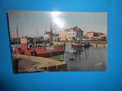 14) 01 - Courseuilles-sur-mer - Le Pont Et L'hôtel Du Bon Accueil  - EDIT - Gaby - Courseulles-sur-Mer