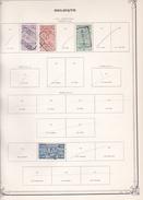 Belgique Colis Postaux - Collection Vendue Page Par Page - Timbres Oblitérés / Neufs */** - B/TB - Ohne Zuordnung