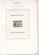 Belgique  Blocs - Collection Vendue Page Par Page - Timbres Oblitérés / Neufs */** - B/TB - Blocs 1924-1960