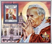 Niger 2016, Pope J. Paul II, BF
